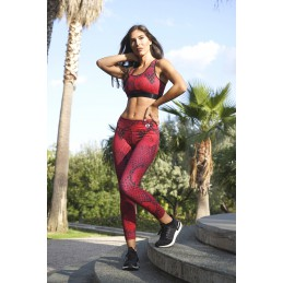 MALLA FITNESS ANIMAL PRINT MAYRA