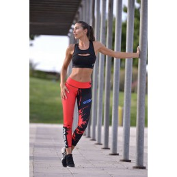 MALLA FITNESS RED CRISTINA