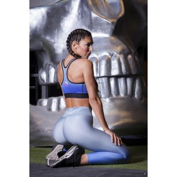 MALLA FITNESS LADY IN BLUE