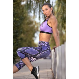 PIRATA FITNESS ANIMAL PRINT...