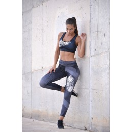 MALLA FITNESS BLACK JULIANA